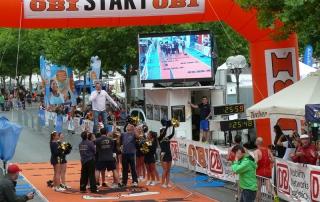 Metropolmarathon Fürth (Moderator: Matthias Zeitler)