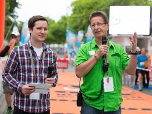 Metropolmarathon Fürth (Moderator: Alex Loos)