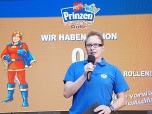 60 Jahre Prinzen Rolle Roadshow (Moderator: Matthias Zeitler)