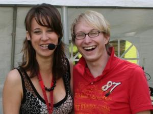 Hört Hört! Mittelfränkisches Hörfestival Fürth (Moderatoren: Stefanie Dietz, Matthias Zeitler)