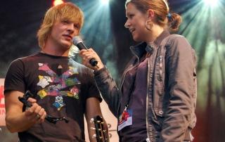 SÜC Band Contest Coburg (Moderatorin: Jasmin Kluge)