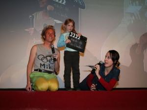 Mittelfränkisches Kinderfilmfestival Erlangen (Moderatoren: Matthias Zeitler, Stefanie Dietz)