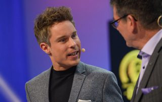 Corporate Event (Moderator: Sebastian Messerschmidt) ©️Stephan Anders